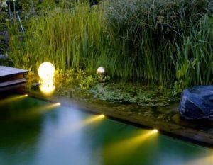 Ландшафтное освещение 20